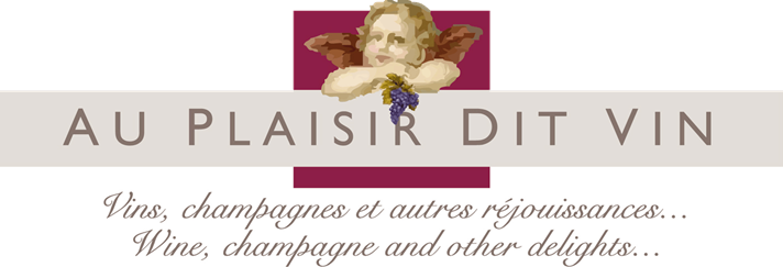 Au Plaisir Dit Vin Logo